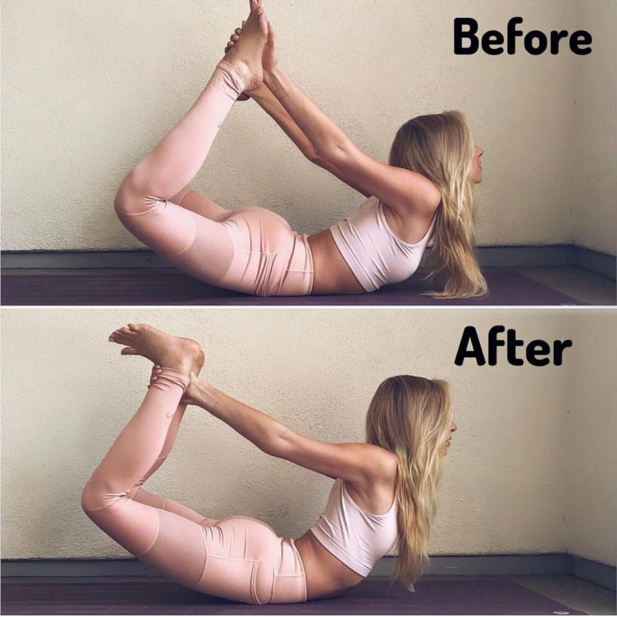 Yoga Tip: Bow Pose